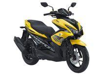 Yamaha Tak Sangka Aerox 155 VVA Laris seperti NMAX