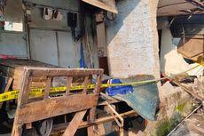 Terjadi Ledakan karena Tabung Gas Bocor di Bekasi, Pria Paruh Baya Luka Bakar 98 Persen