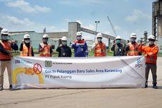 Bantu Pulihkan Ekonomi, PGN Salurkan Gas ke PT Pupuk Kujang Cikampek