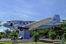 Wisata Banda Aceh, Lihat Monumen Pesawat RI 001 di Lapangan Blang Padang