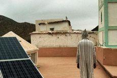 Kaum Sufi Maroko Temukan Makna Keilahian pada Panel Surya