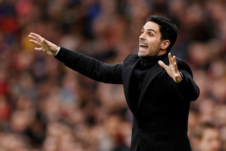 Jelang Tottenham Vs Arsenal, Mourinho Lempar Pujian untuk Arteta