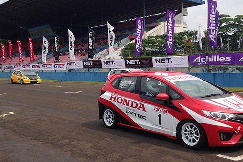 Rio SB Juarai Seri Perdana Balap Honda Jazz Speed Challenge