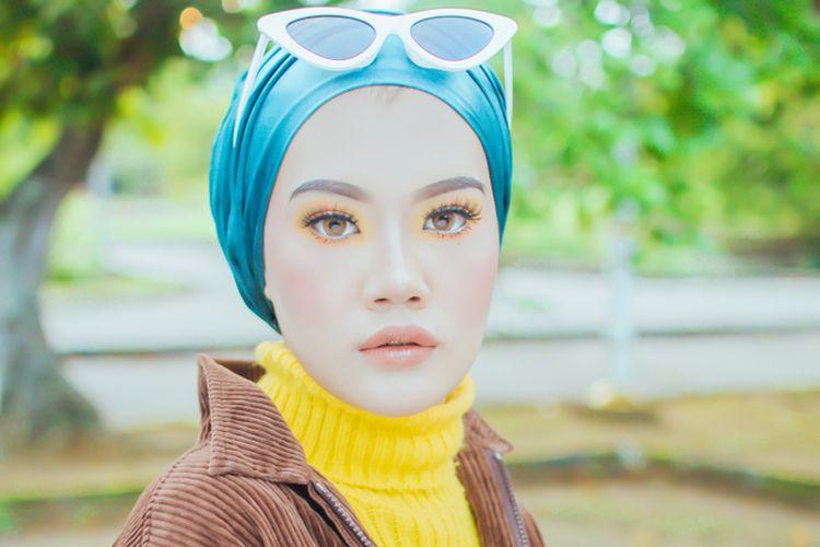 Gaya hijab untuk musim panas