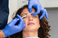 Selain Menghilangkan Kerutan, Botox Membantu Menurunkan Risiko Depresi