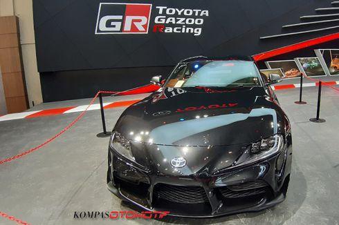 Astra Financial Sudah Terima Kredit Konsumen Toyota Supra