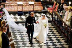 Ratu Elizabeth Tak Restui Gaun Pengantin Meghan Markle, Benarkah?