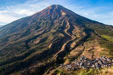 Gunung Sindoro via Kledung Tutup 4 Januari 2020, Ada Apa?