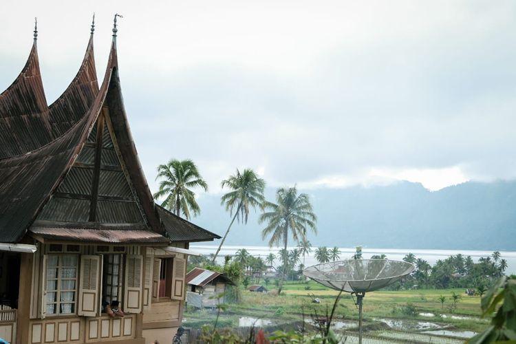 Desa Wisata Sungai Batang di Provinsi Sumatera Barat.