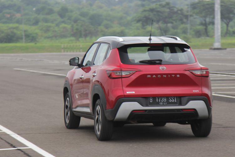 Nissan Magnite jadi model terbaru SUV di Indonesia. Pengujian berkendara harian dilakukan Kompas.com selama beberapa waktu.