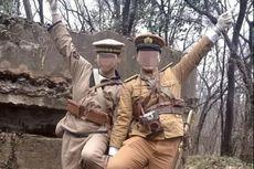 Pakai Seragam Tentara Jepang Era PD II, Dua Pria China Ditahan