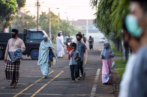 Pemkot Pontianak Gelar Shalat Idul Adha di Depan Kantor Wali Kota