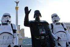 Darth Vader Calonkan Diri dalam Pilpres Ukraina