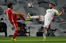 Liga Champions, Link Live Streaming Liverpool Vs Real Madrid