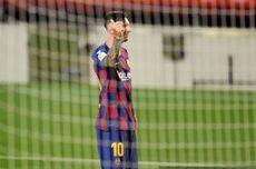 Lionel Messi Cetak Gol Ke-700 Lewat Penalti ala Panenka