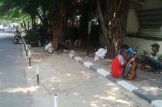 Jalan Dharmawangsa Samping Polres Jaksel Kini Steril Parkir Liar
