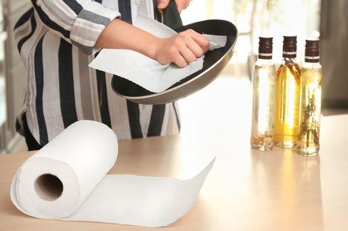 10 Hal yang Tidak Perlu Dibersihkan dengan Tisu Dapur