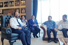 Balas Kunjungan Surya Paloh, Presiden PKS Sohibul Iman Datangi DPP NasDem