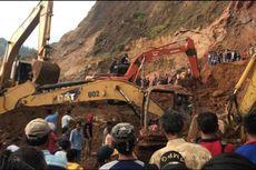 Tertimbun 5 Jam, Korban Longsor Pertambangan Clay Ditemukan Tewas