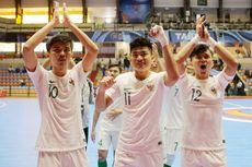 Indonesia Gagal ke Final Piala Asia Futsal U-20