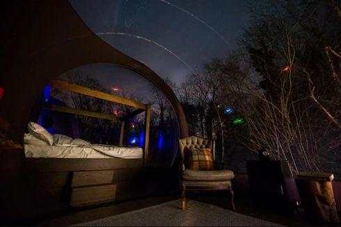 Hotel Mewah di Irlandia Ini Tawarkan Keindahan Langit Berbintang