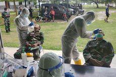 64 Marinir Lampung Positif Covid-19, Bermula 600 Orang Dikirim Amankan Unjuk Rasa di Jakarta