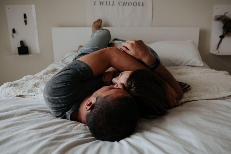 Ilustrasi hubungan seksual