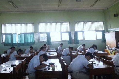 Tahun Ini, Ujian Nasional Diikuti 6.939.605 Pelajar