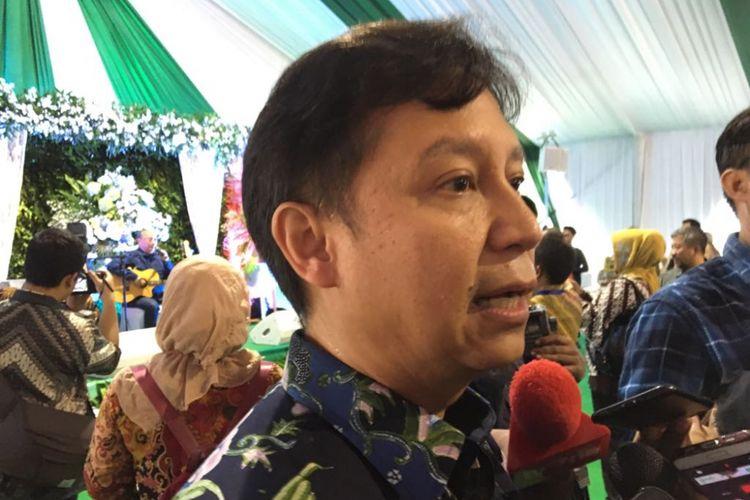 Direktur Utama PT Inalum Budi Gunadi Sadikin