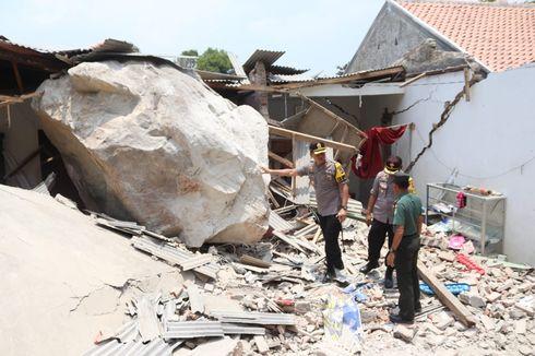 Batu-batu Besar Hujani Kampung di Purwakarta, Dedi Mulyadi: Tutup Izin Tambang Batu!