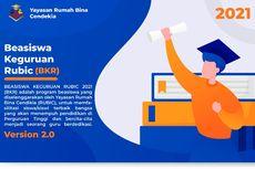 Beasiswa Keguruan Rubic bagi Mahasiswa Baru dan Lama, Ini Syaratnya