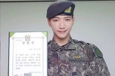 Selesaikan Wajib Militer, Jun.K 2PM Dijemput Langsung oleh Nichkhun
