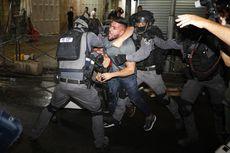 Warga Palestina dan Polisi Israel Kembali Bentrok, 14 Orang Terluka