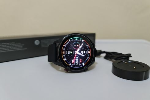 Unboxing Arloji Pintar Xiaomi Mi Watch