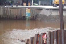 Ini Kondisi Terakhir Pintu Air di Jakarta