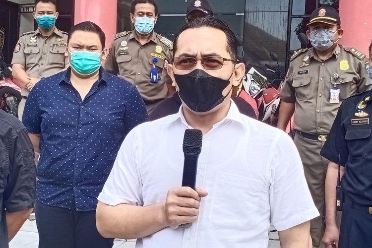 Kasatreskrim Polrestabes Surabaya AKBP Oki Ahadian