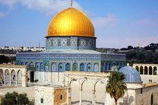Israel Hancurkan Rumah Kepala Penjaga Masjid Al-Aqsa, Hamas Mengamuk