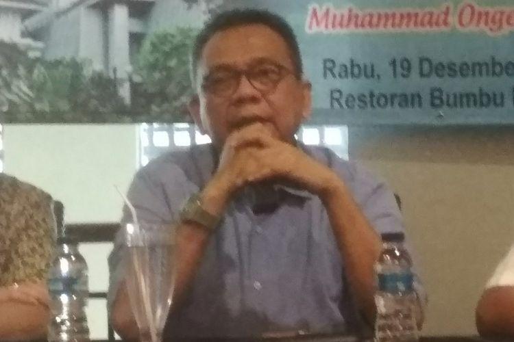 M. Taufik di Cikini Jakarta Pusat