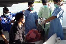 6 Warga China yang Terdampar di Rote Ndao Jalani Tes Kesehatan di Kupang