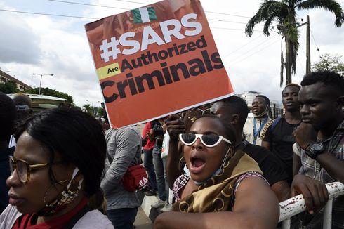 Dituduh Brutal, Unit Khusus Polisi Nigeria Akan Dibubarkan