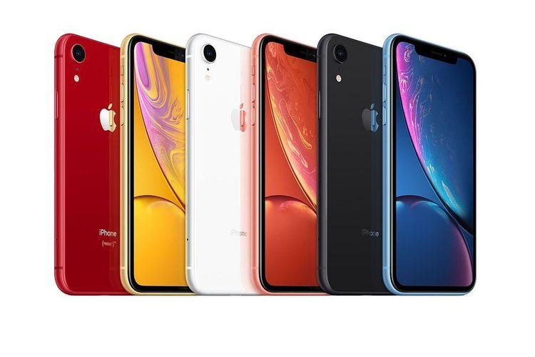 Apple Mulai Jual iPhone XR Rekondisi, Ini Harganya