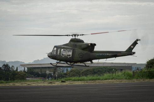 Spesifikasi Helikopter Bell 412EPI Buatan PT DI untuk TNI AD