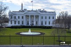 Paspampres Biden Tangkap Wanita Bersenjata di Sekitar Gedung Putih