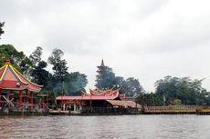 Tempat Wisata Favorit di Palembang, Pulau Kemaro yang Melegenda