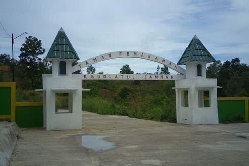Jenazah Covid-19 di Samarinda Dimakamkan di TPU Raudlatul Jannah