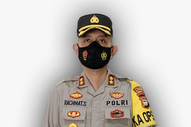 Kapolres Bantaeng AKBP Rachmat Sumekar