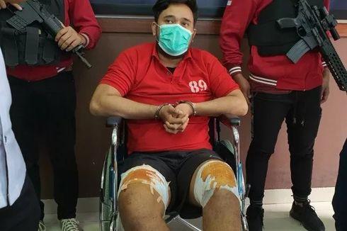 Tersangka Terakhir yang Membegal Perwira Marinir di Medan Merdeka Selatan Ditangkap