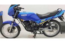 Harga Yamaha RX-Z Lawas Tembus Rp 204 Juta di Negara Tetangga