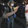 Viral Video Perempuan Jepang Ditangkap Polisi karena Tembak Obor Olimpiade Tokyo dengan Pistol Air