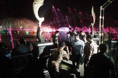 Jokowi Terkejut Arsitek Air Mancur Sri Baduga Lulusan SMK